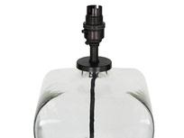 Bert Glass Table Lamp Detail