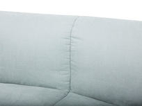 Layabout playroom frameless floor sofa back detail