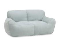 Layabout frameless den floor sofa angled