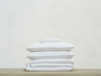 Everyday Linen Bed Linen Bundle in White