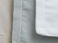 Lazy Cotton bed linen detail