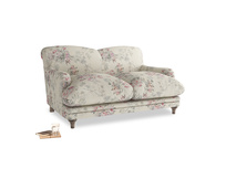 Small Pudding Sofa in Pink vintage rose