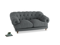 Small Bagsie Sofa in Cornish Grey Bamboo Softie