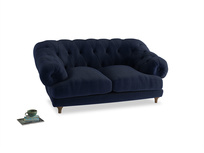 Small Bagsie Sofa in Indian Blue Clever Cord