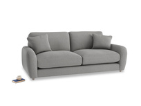 Medium Easy Squeeze Sofa Bed in Cloudburst Bamboo Softie