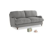 Small Jonesy Sofa in Cloudburst Bamboo Softie
