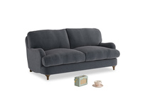 Small Jonesy Sofa in Scandi grey Clever Cord