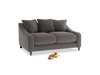 Small Oscar Sofa in Everyday Grey Clever Cord