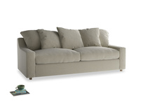 Large Cloud Sofa in Blighty Grey Clever Cord
