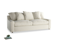 Large Cloud Sofa in Alabaster Bamboo Softie