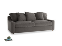 Large Cloud Sofa in Everyday Grey Clever Cord