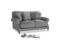 Small Crumpet Sofa in Cloudburst Bamboo Softie