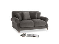 Small Crumpet Sofa in Everyday Grey Clever Cord