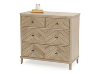 Medium Young Flapper chest of drawers