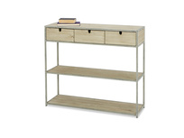 Side Tim console table