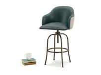 Milk kitchen stool