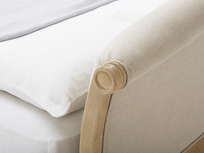 Fifi bed - headboard detail