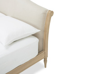 Fifi bed - side detail