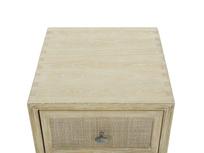 Little Willow oak bedside table top