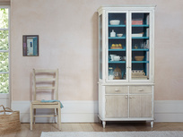 Molly farmhouse larder cupboard