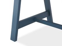 Trestle Kitchen Table Leg Detail