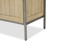 Super servery rustic shelves leg detail