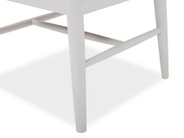 Hobnob painted grey farmhouse kitchen chair legs