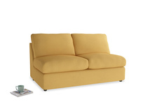 Chatnap Sofa Bed in Dorset Yellow Clever Linen