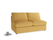 Chatnap Storage Sofa in Dorset Yellow Clever Linen