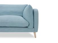 Slo mo sofa side detail