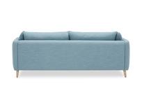 Slo mo sofa back detail