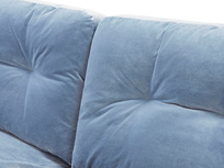 Sugar Bum deep sofa seat detail