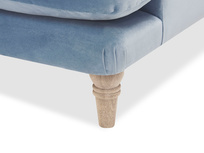 Sugar Bum sofa leg detail