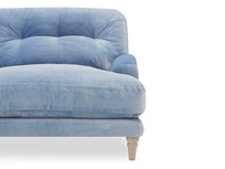 Sugar Bum sofa seat detail