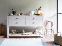Provender painted sideboard
