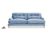 Sugar bum upholstered sofa