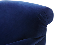 Pudding Love Seat Pull Out Sofa Bed back detail