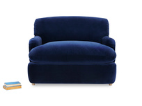 Pudding Love Seat Fold Out Sofa Bed