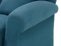 Crumpet Love Seat Sofa Bed arm detail