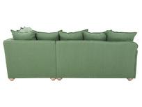 Smooch LA Cushion Back Deep Corner Sofa back detail