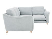 Bumpster Deep LA Corner L Shaped Sofa side