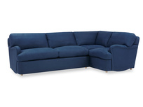 Jonesy LA Squishy L Shaped Sofa Bed front