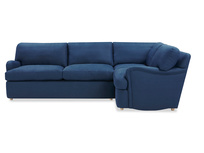 Jonesy LA large cushions L shaped Sofa Bed side