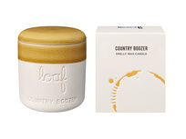 Country Boozernatural wax scented candle