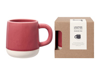 Muggins coffee mug in Jam Sandwich Red