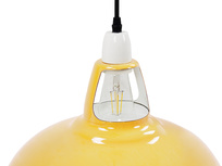 Coolicon® The Original 1933 pendant light shade in Deep Yellow