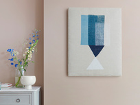Ben Lowe Balancing Act wall art