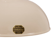 Coolicon® The Original 1933 light shade in Latte Brown - pendant detail