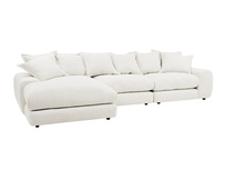 Wodge modular chaise sofa