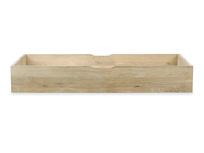 dinkum in oak under bed drawer and storage